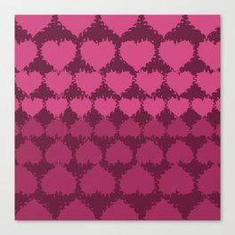 Hearties Canvas Print
