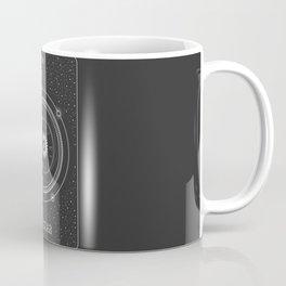 Minimal Tarot  Deck The Star Coffee Mug