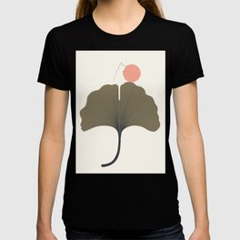 Cat and Plant 33 T-shirt