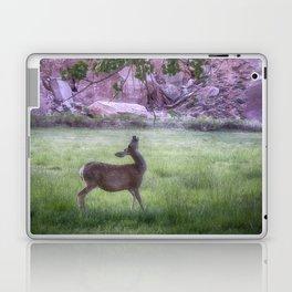 Deer at Capitol Reef Laptop & iPad Skin