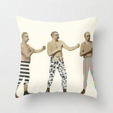 Spring Summer Collection Throw Pillow