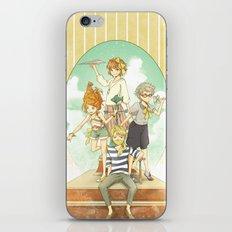 The Mermaid Club iPhone & iPod Skin