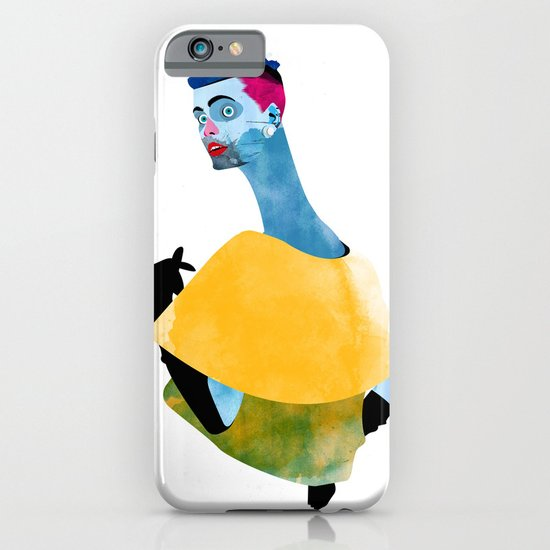 Susan iPhone & iPod Case