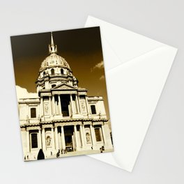Under it All Stationery Cards