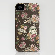 Botanic Wars Slim Case iPhone (4, 4s)