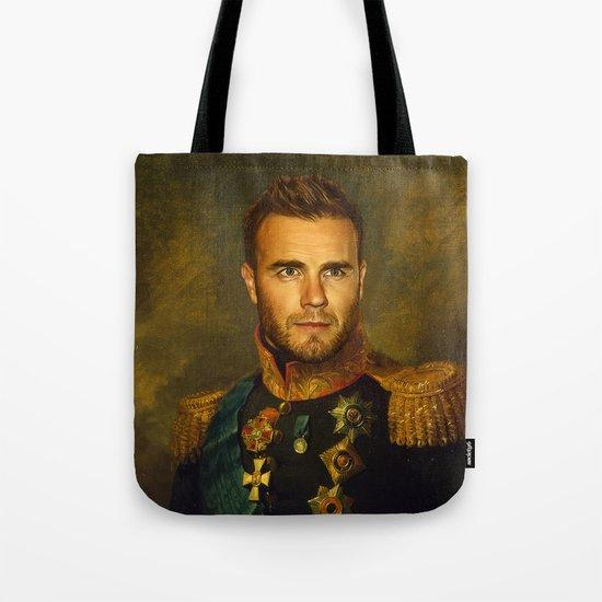 Gary Barlow - replaceface Tote Bag