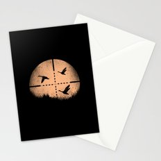 Duck Hunting Stationery Cards