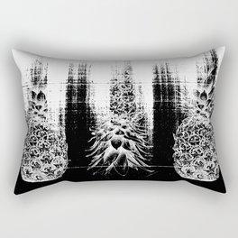 Anatomy of a Pineapple Rectangular Pillow