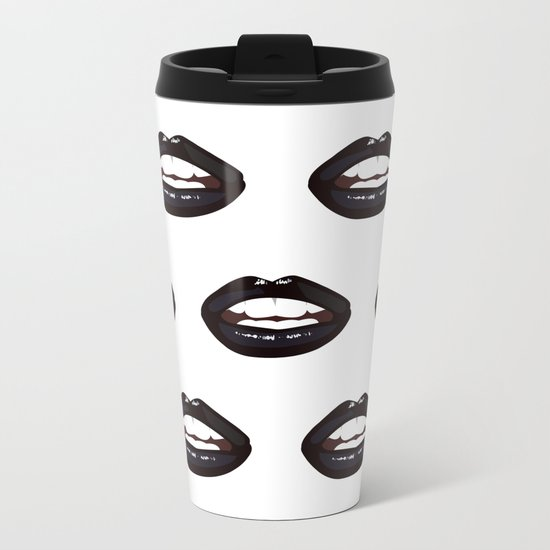 Rebel Metal Travel Mug