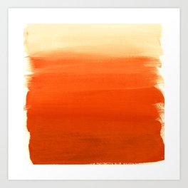 Oranges No. 1 Art Print