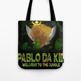 """""""Pablo Da Kid"""" 1st Album Release Cover Art 2.0 Tote Bag"""