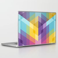 fig Laptop & iPad Skins featuring Fig. 024 by Maps of Imaginary Places