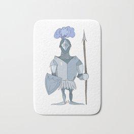knight Bath Mat