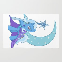 The Great and Powerful Trixie Charm Rug