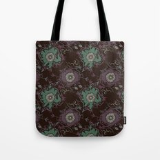 Branches pattern Tote Bag