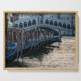 Postcards from Venice Serving Tray