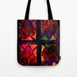 Mi Corazon (My Heart) - Symmetrical Art 3 Tote Bag