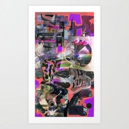 Findet Wall-I Art Print