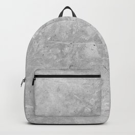 Gray Concrete Backpack
