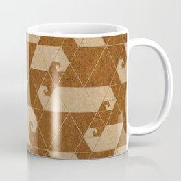 Fractal Wave C Coffee Mug