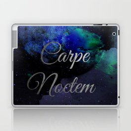 Carpe Noctem (Seize The Night) Laptop & iPad Skin