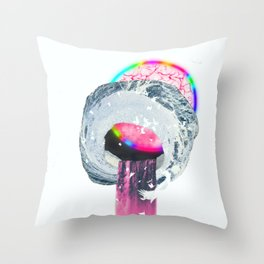 World 2 Throw Pillow