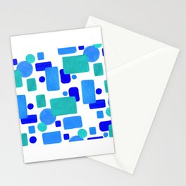 Color play No.2 Stationery Cards