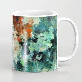 Colorful and Modern Abstract Art Coffee Mug