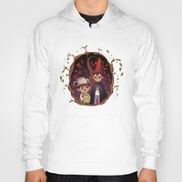 over the garden wall Hoodies featuring Over the garden wall by Willow
