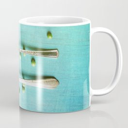 Give Peas a Chance Coffee Mug