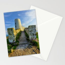 Sunset at the Lighthouse Stationery Cards
