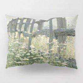Rustic Fence Pillow Sham