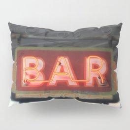 New Orleans Bar Sign Pillow Sham