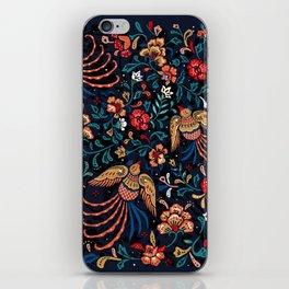phoenix dance iPhone Skin