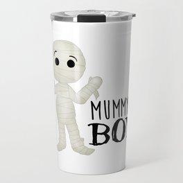 Mummy's Boy Travel Mug