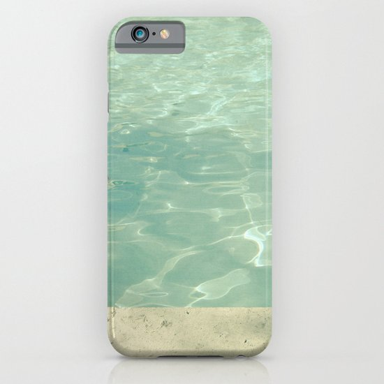 Morning Swim iPhone & iPod Case