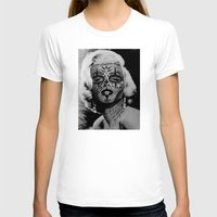 monroe T-shirts featuring Monroe by mothafuc