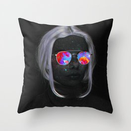 Gaxa Throw Pillow