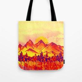Landscape #05 Tote Bag