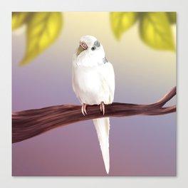 Yuffie Canvas Print