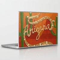 arizona Laptop & iPad Skins featuring Arizona by Santiago Uceda