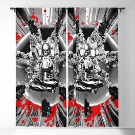 Dead Space Blackout Curtain
