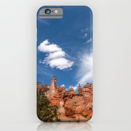 Bryce Canyon National Park Hoodoos iPhone Case