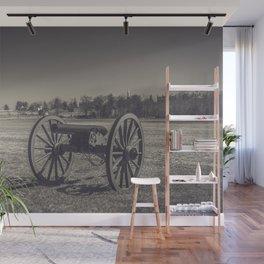 Artillery Placement Gettysburg National Military Park Pennsylvania Civil War Battlefield  Wall Mural