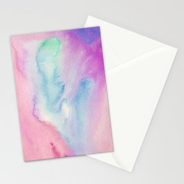 Nebulosa acuatica Stationery Cards