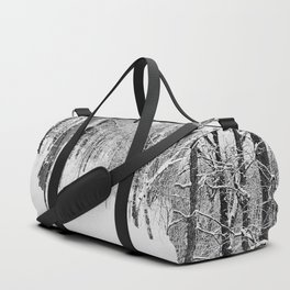 Cross country skiing Duffle Bag