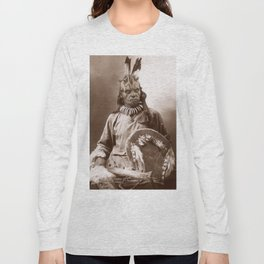 Sitting Maul Long Sleeve T-shirt