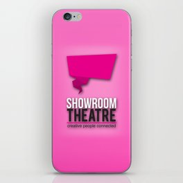 Showroom Theatre iPhone Skin