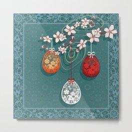 Easter . Metal Print