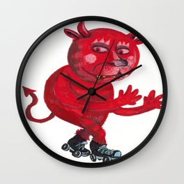 Stand The Beat Wall Clock